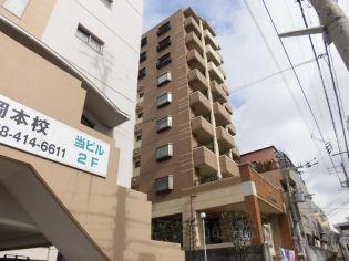 兵庫県神戸市東灘区岡本1丁目の賃貸マンション