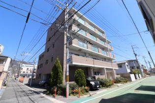 兵庫県神戸市灘区神ノ木通1丁目の賃貸マンションの外観