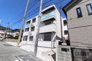 兵庫県神戸市東灘区森北町2丁目の賃貸アパート