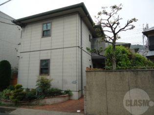 兵庫県神戸市東灘区岡本2丁目の賃貸アパート