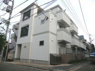 東京都世田谷区北沢2丁目の賃貸アパート