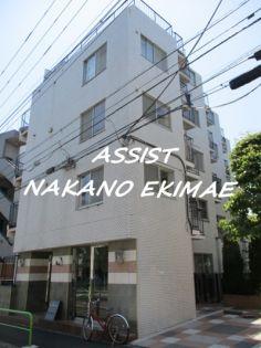 ブルーストーン 4階の賃貸【東京都 / 練馬区】