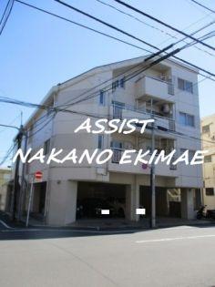 レジデンス秀麗 4階の賃貸【東京都 / 中野区】