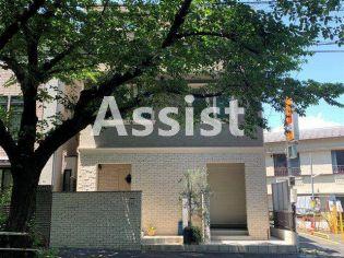 東京都品川区西五反田4丁目の賃貸アパート
