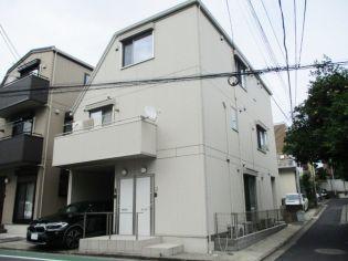 東京都目黒区自由が丘2丁目の賃貸アパート