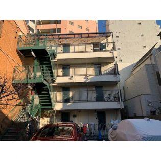 東京都品川区東中延2丁目の賃貸マンション