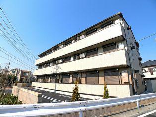 埼玉県草加市八幡町の賃貸アパート