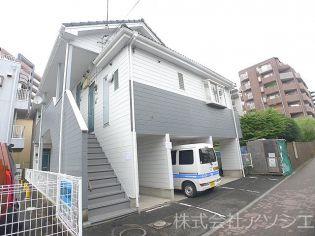 メゾンあけぼの 2階の賃貸【埼玉県 / 越谷市】