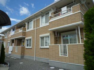 岡山県倉敷市黒崎の賃貸アパート