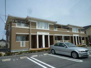 岡山県倉敷市北畝6丁目の賃貸アパート
