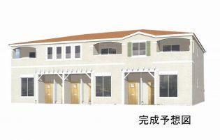 岡山県倉敷市林の賃貸アパート