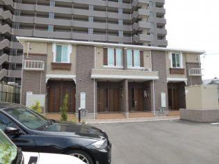 岡山県倉敷市稲荷町の賃貸アパート