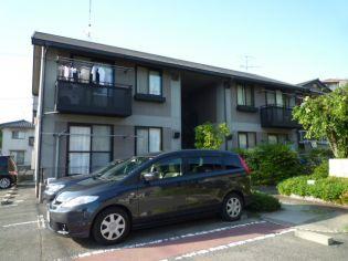 岡山県都窪郡早島町若宮の賃貸アパート