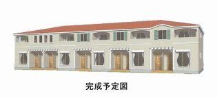 岡山県岡山市南区彦崎の賃貸アパート