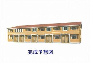 岡山県岡山市南区植松の賃貸アパート