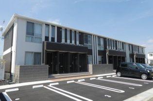 岡山県総社市中原の賃貸アパート