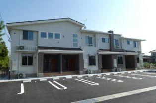 岡山県倉敷市上東の賃貸アパート