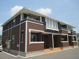 岡山県倉敷市福田町古新田の賃貸アパート