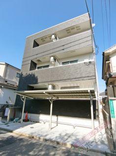 大阪府堺市北区新金岡町5丁の賃貸アパート