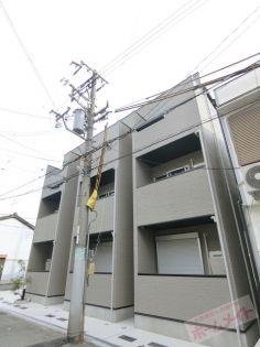 大阪府大阪市生野区小路東4丁目の賃貸アパートの外観