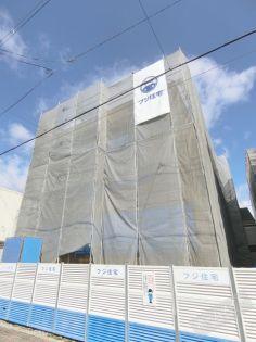 Fujipalace 桜 西今川Ⅱ番館[3階]の外観