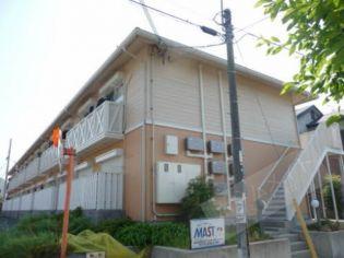 大阪府堺市東区西野の賃貸アパート