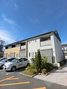 大阪府堺市中区東山の賃貸アパート