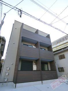 大阪府堺市堺区出島浜通の賃貸アパート