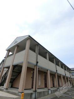 フジパレス吉見[1階]の外観