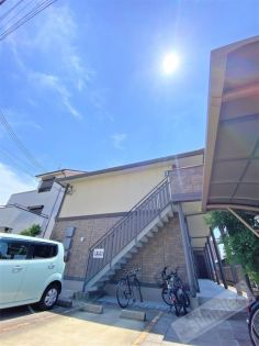 和歌山県和歌山市南材木丁3丁目の賃貸アパート