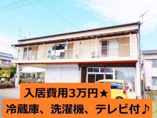 田中 アパート [203号室]の画像
