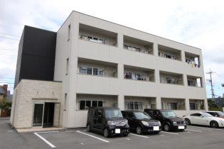 ラッフィナート 2階の賃貸【岡山県 / 岡山市北区】