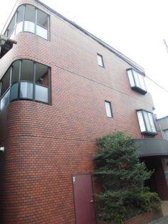 煉瓦館107[3階]の外観