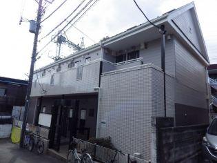埼玉県所沢市西所沢2丁目の賃貸アパート