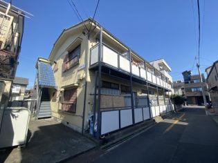 ハイム宇田川 2階の賃貸【埼玉県 / 所沢市】