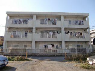 マリッチ久米川[3階]の外観