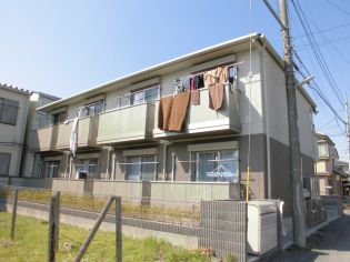 埼玉県飯能市大字岩沢の賃貸アパート