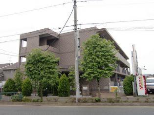 東京都清瀬市中清戸5丁目の賃貸マンション
