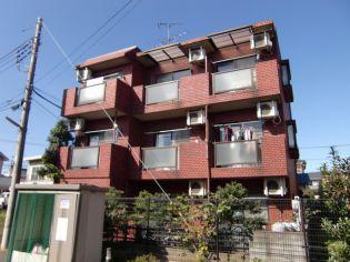 コーポ所沢[1階]の外観