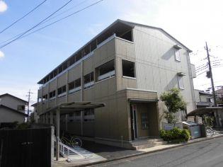 埼玉県所沢市東所沢和田1丁目の賃貸アパート