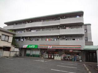 ルミエール ワン 4階の賃貸【東京都 / 八王子市】