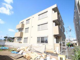 東京都日野市西平山3丁目の賃貸アパート