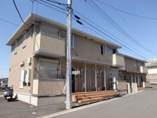 東京都八王子市中野町の賃貸アパートの画像