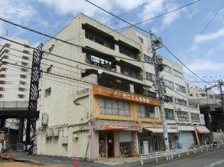 高尾力栄ビル[5階]の外観