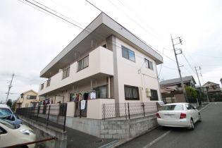 東京都あきる野市秋留2丁目の賃貸マンションの外観
