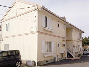 東京都あきる野市下代継の賃貸アパート
