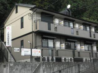 東京都日野市程久保6丁目の賃貸アパート