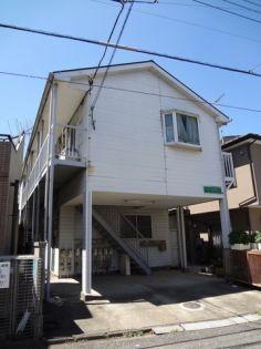 東京都八王子市散田町4丁目の賃貸アパート