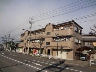 松本マンションA[201号室]の外観