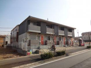 東京都八王子市七国1丁目の賃貸アパート